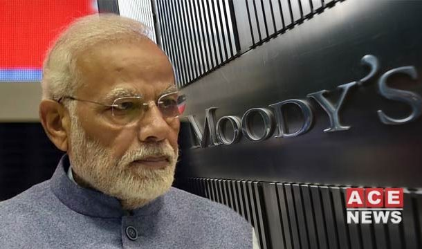 Moody's Corporation Demotes India's Outlook to 'negative'