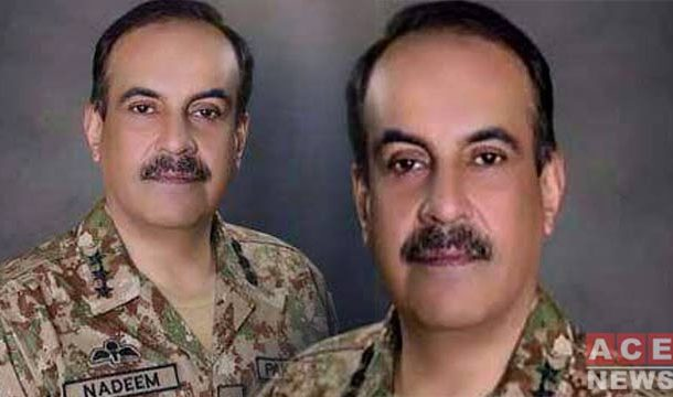General Nadeem Raza Takes Charge as CJCSC