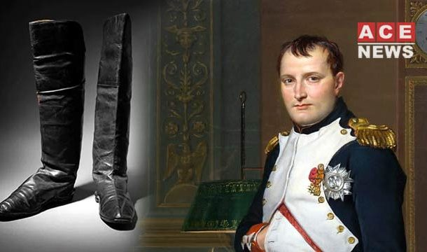 The Great Napoleon's Boots On Sale