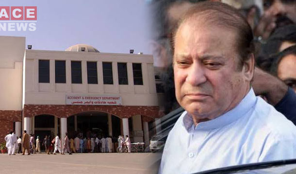 After 16 Days, Nawaz Sharif Discharged From Services Hospital