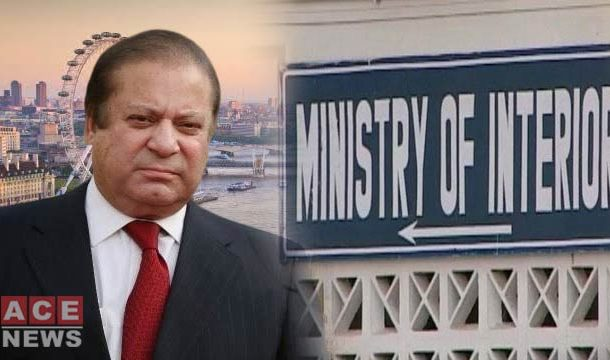 Govt. Decides to Remove Nawaz Sharif's Name From ECL