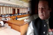 Federal Cabinet to Decide on Nawaz Sharif's Removal From ECL