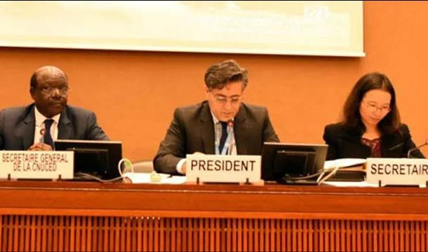 Pakistan Elected as President of UN Commission on Trade and Development