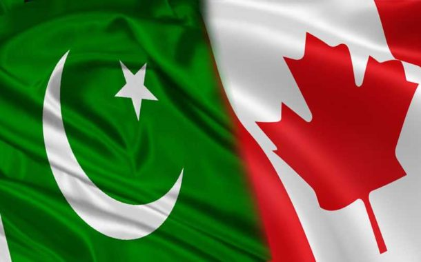 Canada,Pakistan Agree To Consider Future Prospects of Defense and Security Cooperation