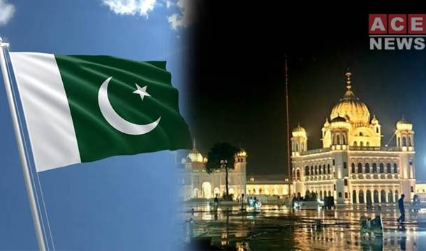 Pakistani Flags Hoisted In India Over Kartarpur Opening