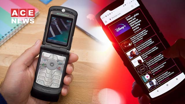 MKBHD Reviews a Razr Unit Ahead of Release
