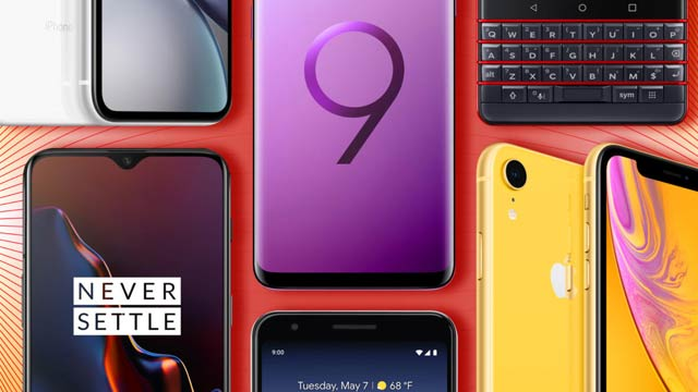 2019, Smartphone Imports Rise To 110%