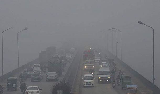 Here Are Some Ways To Protect Yourself From Hazardous Smog