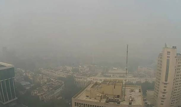 Toxic Smog Rises To Severely High Levels In New Delhi