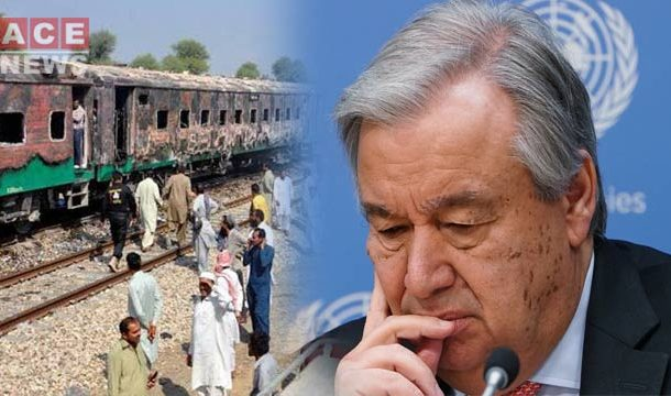UN Chief Expresses Grief Sorrow Over Taizgam Tragedy
