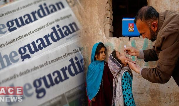 British Daily, Accuses Pakistani Authorities of Hiding Facts about Polio