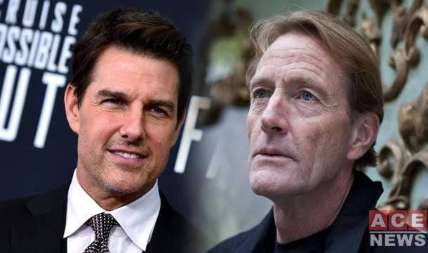 Tom Cruise is too old for Actions: Jack Reacher Author