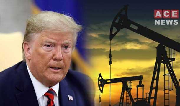 President Trump Says He's 'Keeping' Syrian Oil