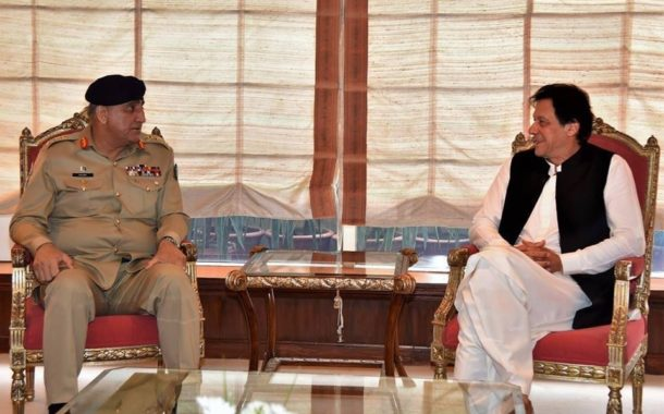 COAS Bajwa, PM Imran Hold Important Meeting Today