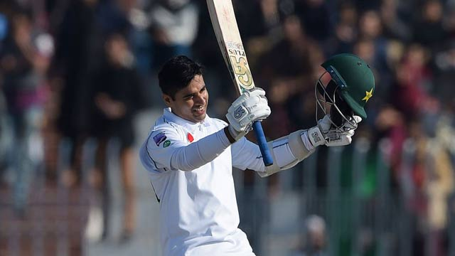 Pakistani Opener 'Abid Ali' Sets World Record with Test Century