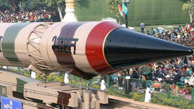 Another Setback, India Fails in Nuclear Missile Test