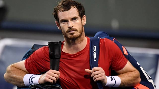 Andy Murray to Miss 2020 Australian Open and ATP Cup