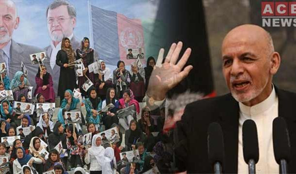 Afghan President Ashraf Ghani Won Second Term in Office