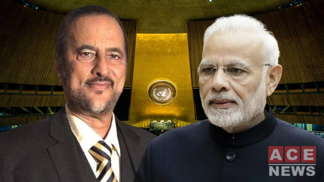 Babar Awan Urges UN to Suspend Indian Membership