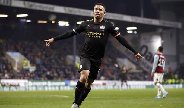 Jesus Double Gives Man City Much-Needed Win