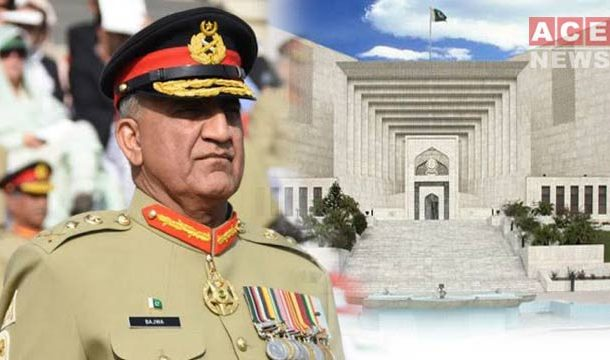 COAS Bajwa's Extension Will be Terminated If Legislation Not Passed: SC
