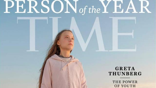 Meet 'Greta Thunberg', Youngest Person of the Year
