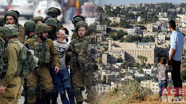 The Cleansing of Hebron by Israel