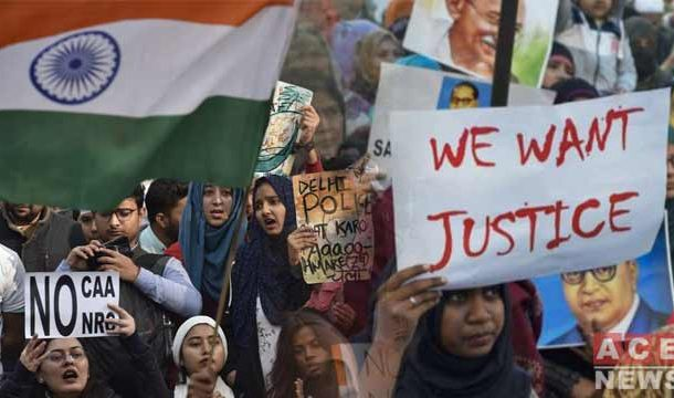 Inspiring Images of Brave Indian Female Protestors