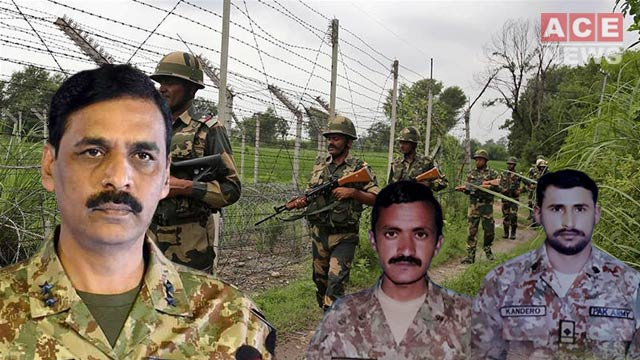 3 Indian Soldiers Killed In LOC Fire Exchange