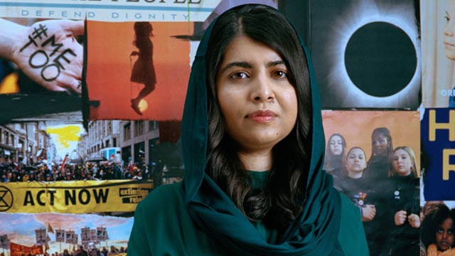 Malala Yousafzai Declared as 'Most Famous Teenager of Decade'