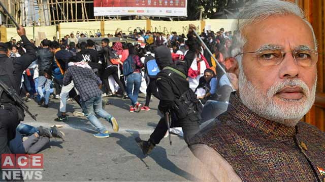 Pressure Mounting on Modi as Death Toll Rises from Street Protests