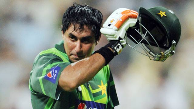 Nasir Jamshed Pleads Guilty in Spot-Fixing Scandal