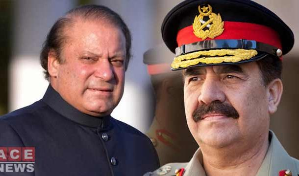 General Raheel Sharif Saved Nawaz Sharif Government in 2014