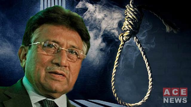 Historic Decision in High Treason Case Against General ® Pervaiz Musharaf