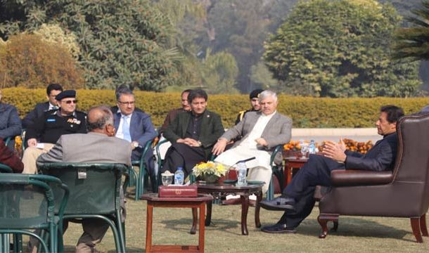 PM Imran Directs to Ensure Employment Opportunities in Tribal Districts
