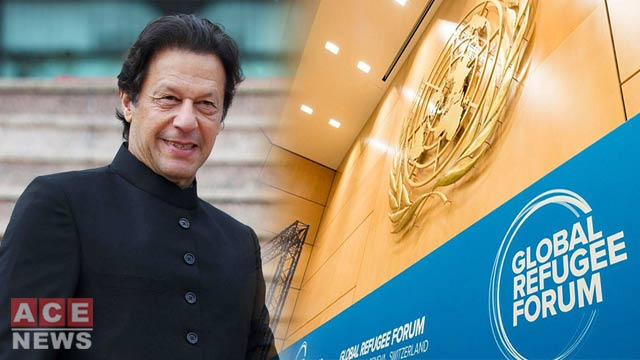 PM Imran Lands in Geneva to Attend Global Refugee Forum