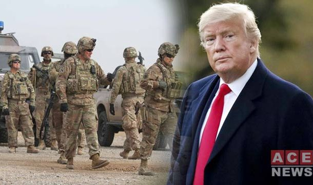 US Intends to Announce Troops Withdrawal From Afghanistan