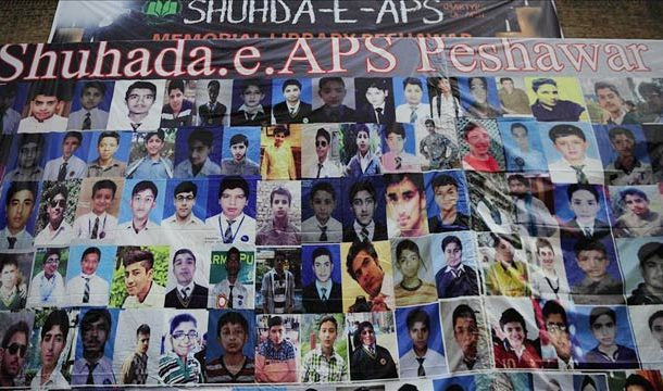 Five Years Passed, APS Martyrs Still Alive in Our Hearts, Prayers