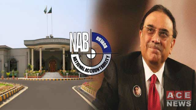 Court to Indict Zardari and other Accused in Graft Case via Video Link