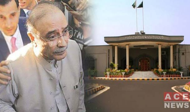 Money Luandering: Zardari Moves IHC for Bail on Medical Grounds