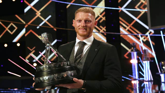 World Cup Hero Ben Stokes Voted Sports Personality of the Year