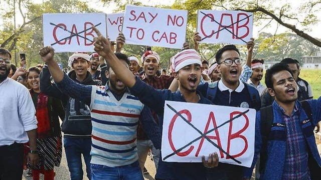 Curfew Imposed in Indian Cities Amid Anti-CAB Protests