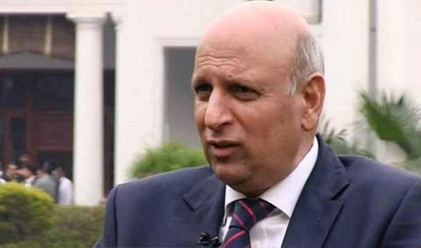 Governor Punjab Penned a Letter to the British Parliament About Kashmir Situation