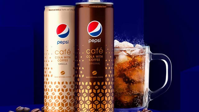 PepsiCo All Set to Debut Coffee-Flavored Cola Next Year