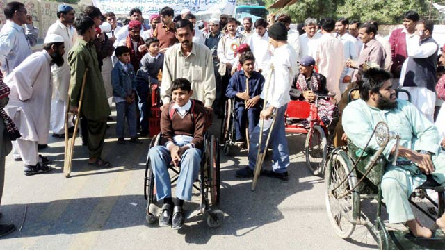 Int'l Day of Persons with Disabilities Being Observed Today