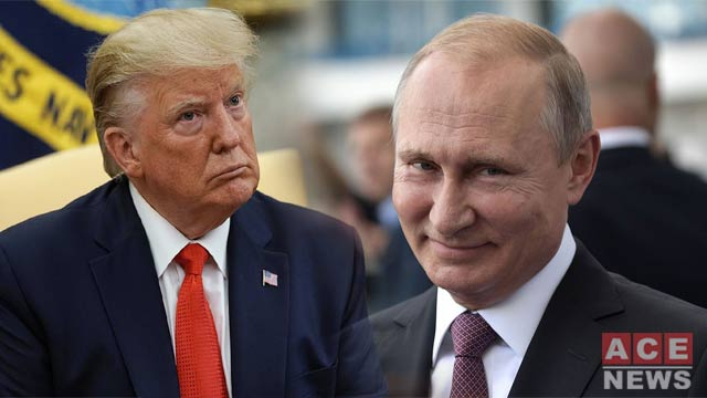 Trump Issues Stern Warning to Russia over Election Meddling