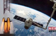 Dragon Capsule Docks At Space Station With 2600 KG Cargo