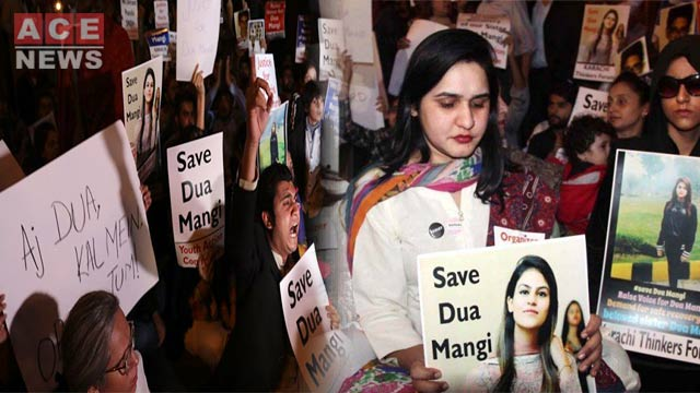 Save Dua Mangi: Furious Protesters Pile Pressure on Authorities