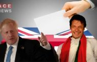 PM Imran Congratulates 'Boris Johnson' on Landslide Victory
