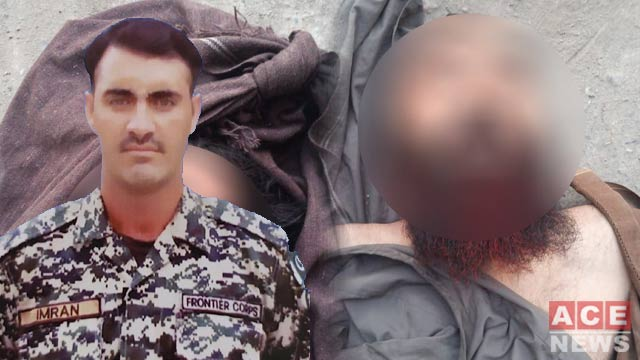 2 Terrorists Killed, FC Soldier Martyred in Checkpost Attack